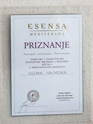 Diplomas and awards